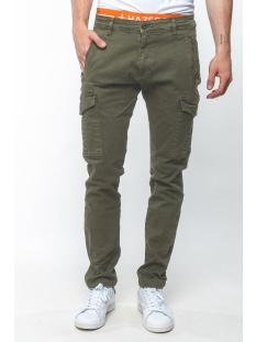 pants cargo mu10 0510 haze & finn broek khaki