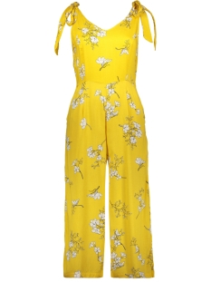 Jacqueline de Yong Jumpsuit JDYKENYA S/L JUMPSUIT WVN 15174491 Lemon/CLOUD DANCER