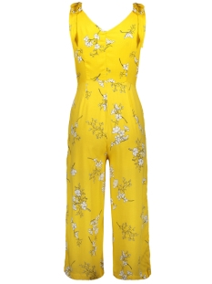 jdykenya s/l jumpsuit wvn 15174491 jacqueline de yong jumpsuit lemon/cloud dancer