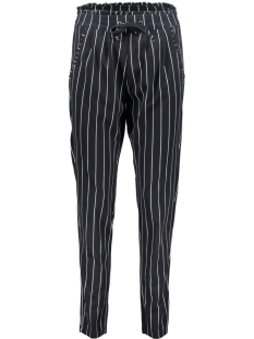 Jacqueline de Yong Broek JDYCATIA TREATS AOP PANT JRS 15174869 Sky Captain/STRIPES