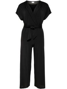 jdykelly s/s jumpsuit jrs 15174702 jacqueline de yong jumpsuit black