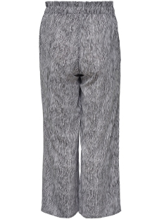 carriley wide pants ankle length 15175945 only carmakoma broek black/black anim