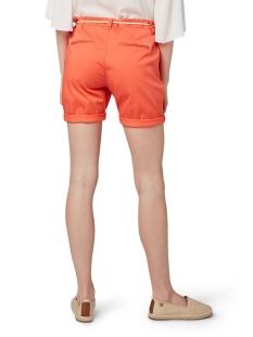 chino bermuda met ceintuur 1011619xx71 tom tailor korte broek 11650