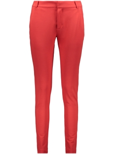 Saint Tropez Broek JERSEY PANTS WITH POCKETS T5052 7360 TOMATO