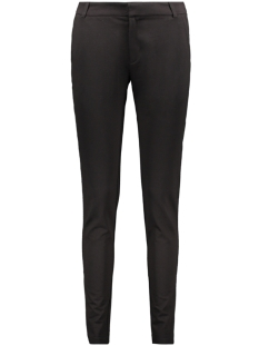 Saint Tropez Broek JERSEY PANTS WITH POCKETS T5052 BLACK