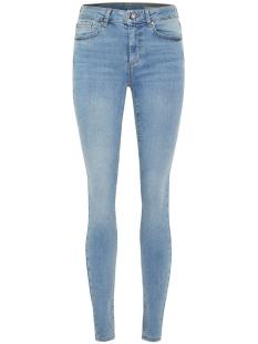 Vero Moda Jeans VMLUX MR SUPER SLIM JEANS BA365 NOOS 10209616 Light Blue Denim