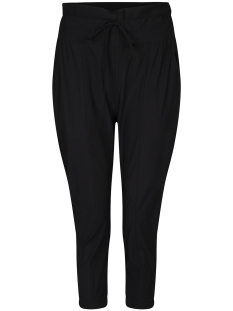 Zoso Broek HOPE TRAVEL CAPRI PANT 193 BLACK
