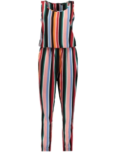 Only Jumpsuit ONLNOVA LUX AOP JUMPSUIT 7 CASH WVN 15183344 Cloud Dancer/CASH STRIPES
