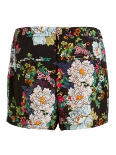 vikarilla shorts /rx 14054787 vila korte broek black/flower
