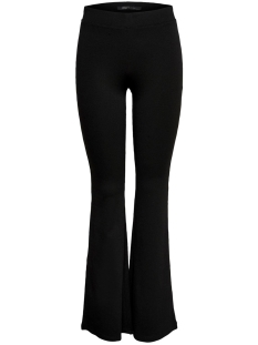 Only Broek ONLPAIGE FLARED PANT PNT 15176099 Black