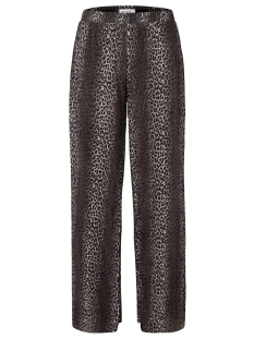Pieces Broek PCERA MW PANTS PB 17097330 Peyote/LEO