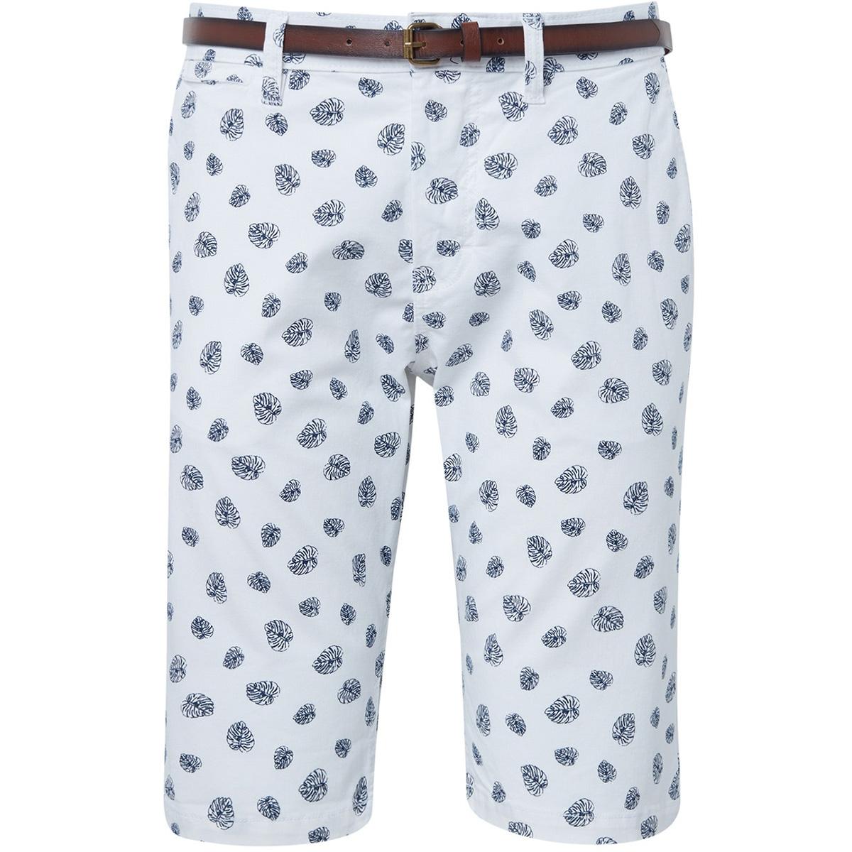 josh regular slim chinoshort 1007868xx10 tom tailor korte broek 18192