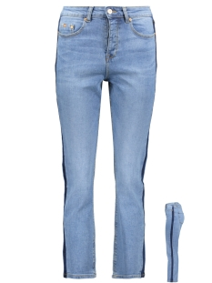 Jacqueline de Yong Jeans JDYSTEPHANIE STRAIGHT HIGH ANKL  LB 15180010 Light Blue Denim