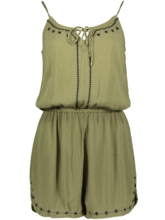 Only Jumpsuit ONLARIEL STRAP PLAYSUIT WVN1 15179646 Martini Olive