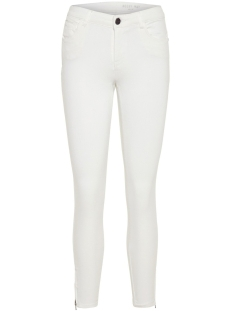 Noisy may Jeans NMKIMMY NW ANKLE ZIP JEANS AZ063W N 27007152 Bright White