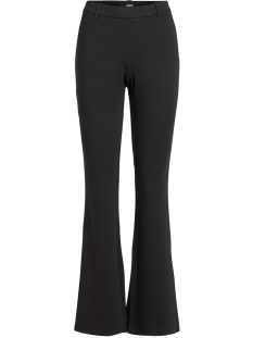 Object Broek OBJNICKY LONG FLARED PANT 106 23031691 Black