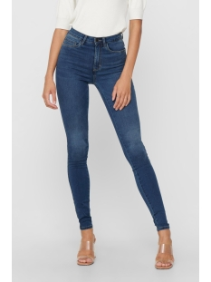 Only Jeans ONLROYAL HW SKINNY JEANS BB BJ13964 15181725 Dark Blue Denim