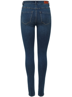 onlroyal hw skinny jeans bb bj13964 15181725 only jeans dark blue denim
