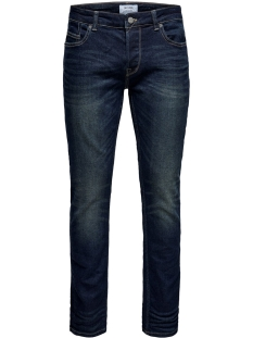 Only & Sons Jeans ONSLOOM DARK BLUE LD PK 3683 NOOS 22013683 Blue Denim