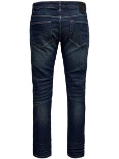onsloom dark blue ld pk 3683 noos 22013683 only & sons jeans blue denim