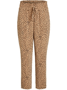 Vila Broek VIROOS HW 7/8 PANTS/TB/KI 14053749 Tigers Eye/MOHEDA