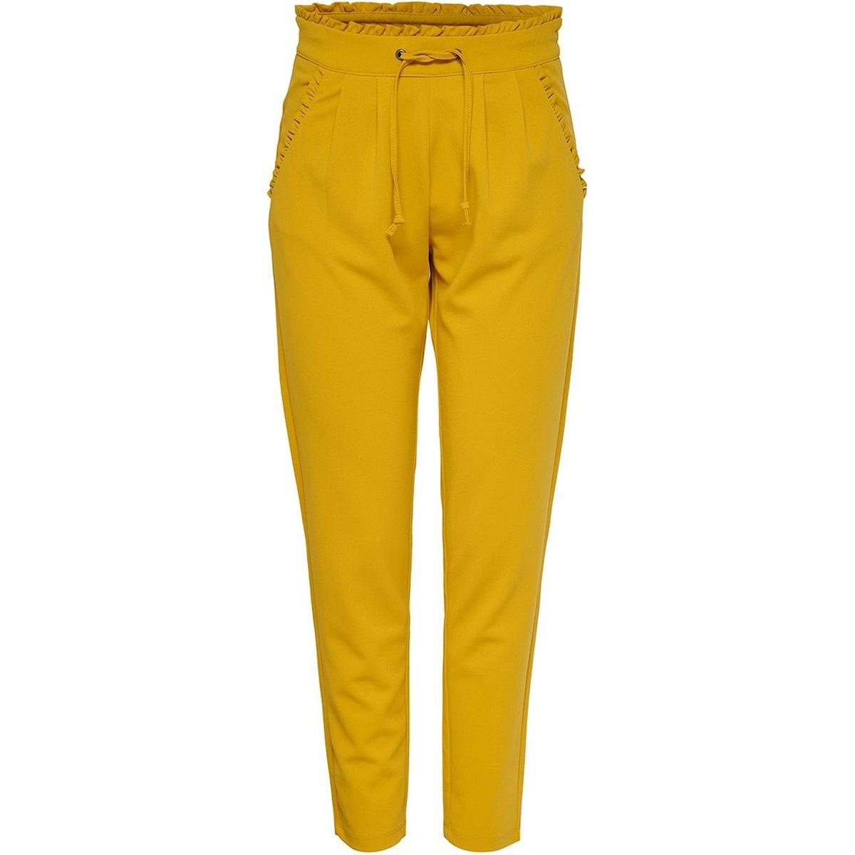 jdycatia pants jrs noos 15152796 jacqueline de yong broek harvest gold