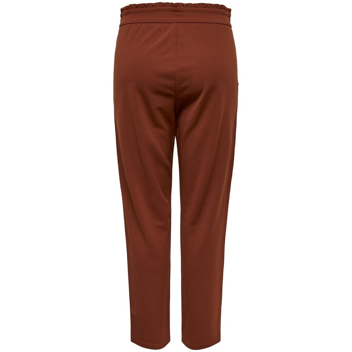 jdycatia pants jrs noos 15152796 jacqueline de yong broek smoked paprika