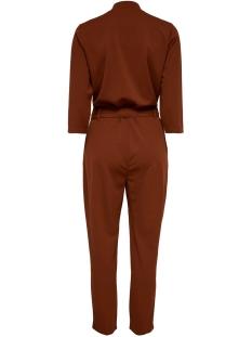 jdygeggo treats  3/4 jumpsuit jrs n 15180577 jacqueline de yong jumpsuit smoked paprika