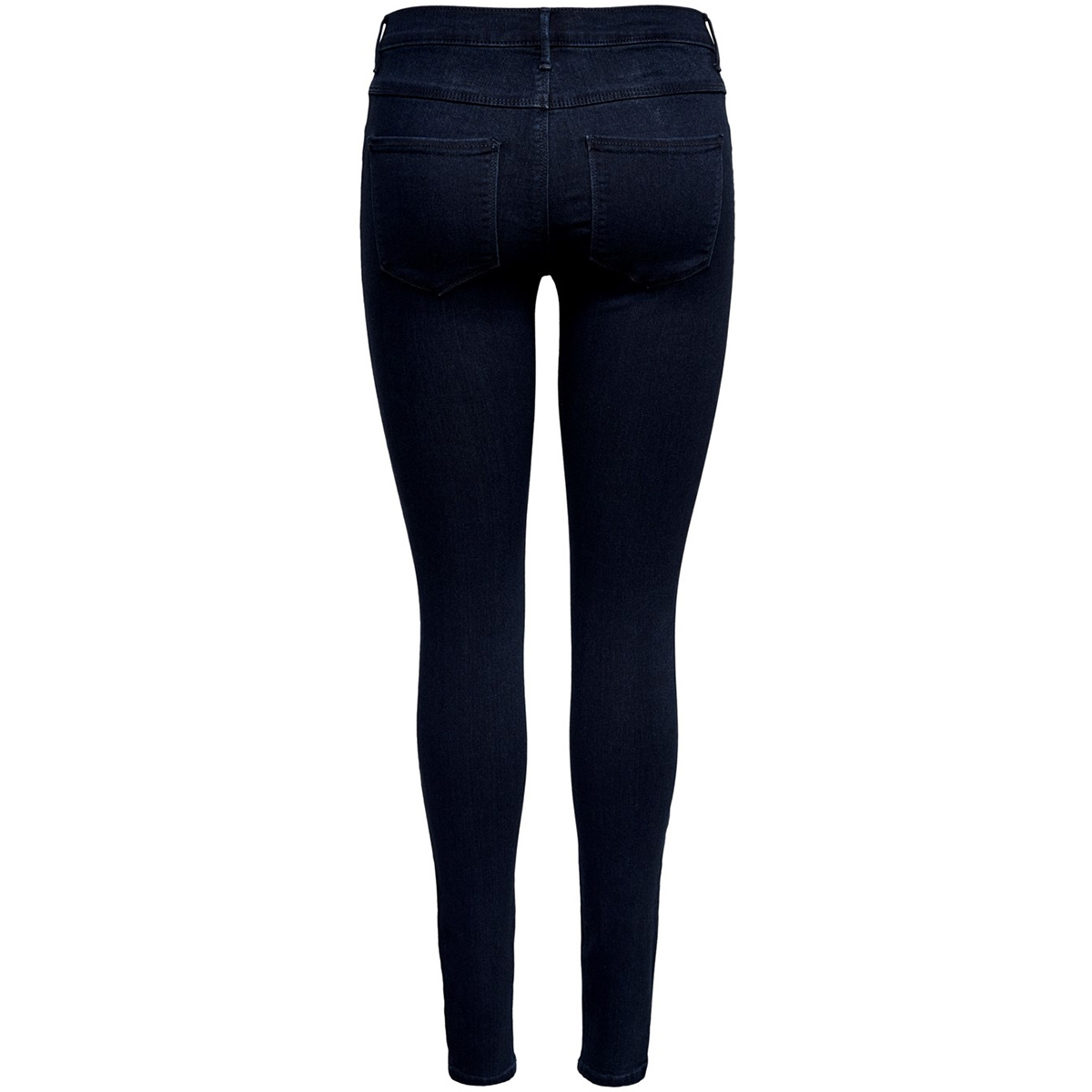 onlrain reg skinny jeans bb crya011 15182558 only jeans dark blue denim
