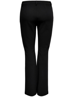onlrocky mid flared pant pnt noos 15171664 only broek black