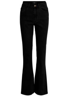 Object Jeans OBJDIJU HW FLARED JEANS BLACK A PA 23031914 Black