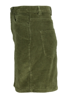 nmayla nw corduroy skirt clr 27009977 noisy may rok olivine
