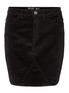 Noisy may Rok NMAYLA NW CORDUROY SKIRT NOOS 27008658 Black