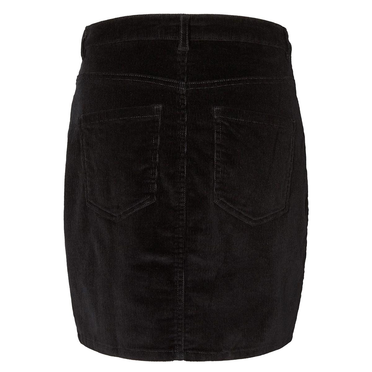 nmayla nw corduroy skirt noos 27008658 noisy may rok black