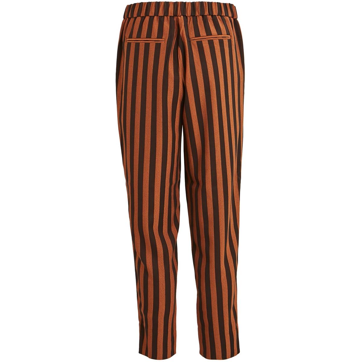 objgin siringo pant 105 23030533 object broek black/brown patin