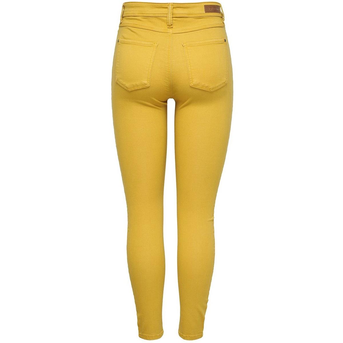jdylara high skinny jegging pnt 15179996 jacqueline de yong jeans harvest gold