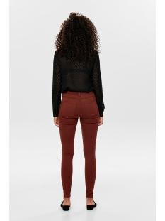 jdylara high skinny jegging pnt 15179996 jacqueline de yong jeans smoked paprika