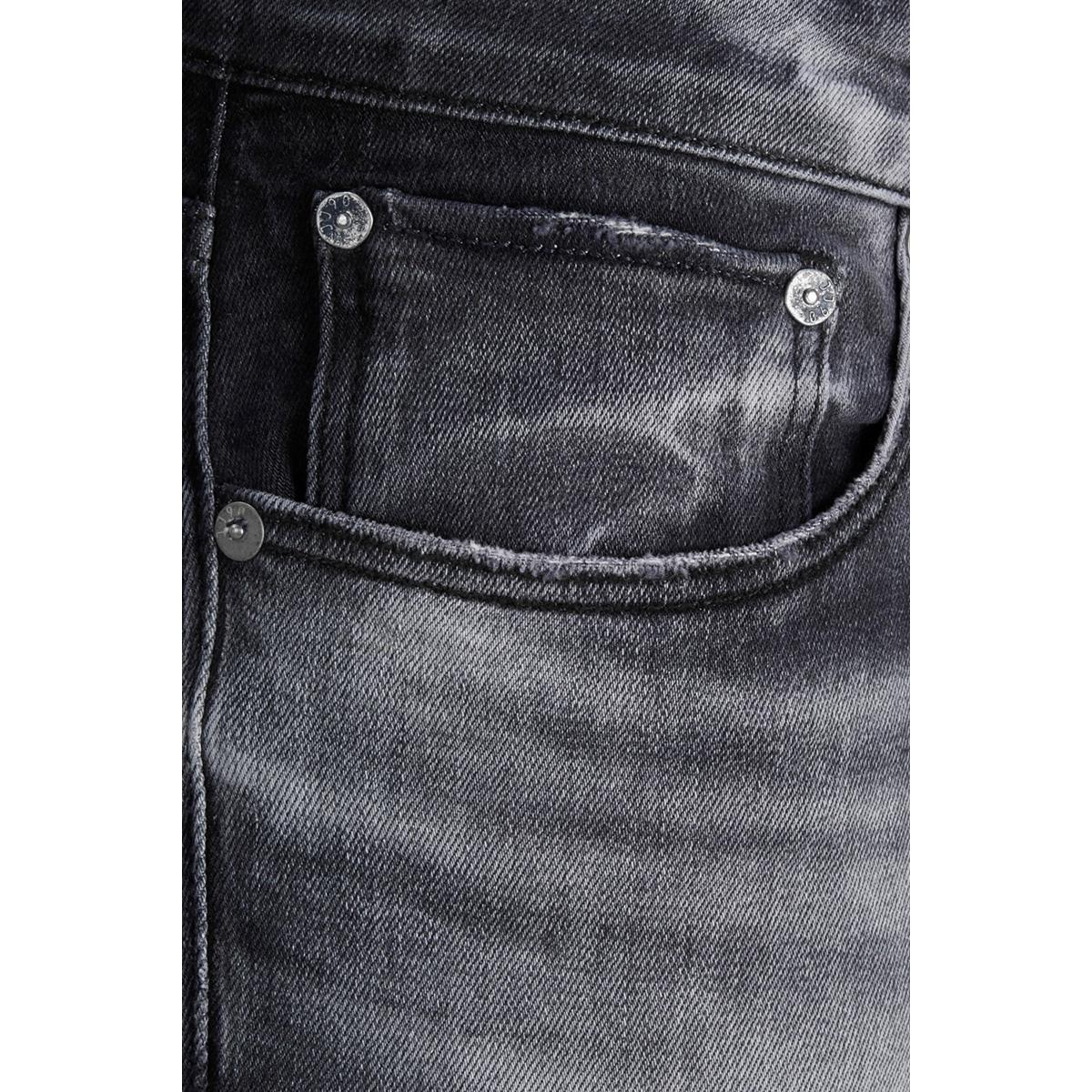 jjitim jjicon jj 171 noos 12159163 jack & jones jeans black denim
