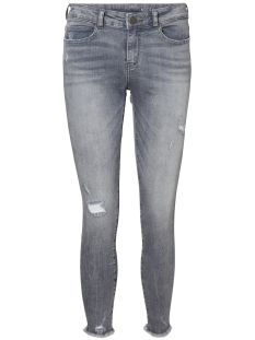 Noisy may Jeans NMLUCY NW SKINNY ANK JEANS AZ086LG 27009519 Light Grey Denim