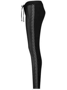 sosa stripe pu 556 aaiko broek black