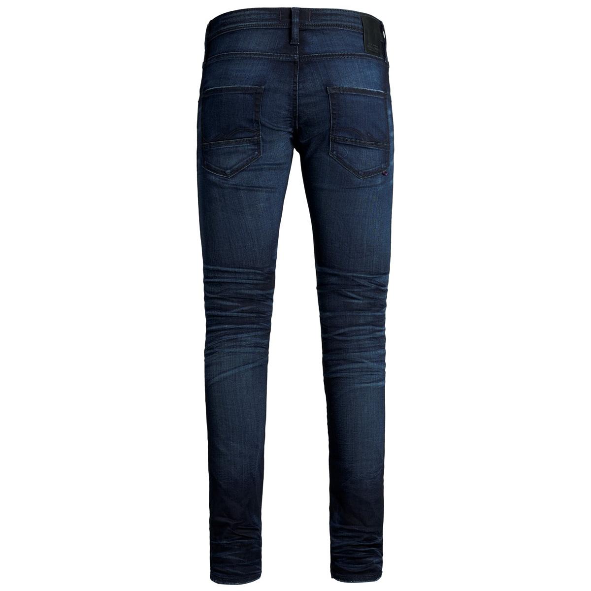 jjiglenn jjfox am 892 noos 12160112 jack & jones jeans blue denim
