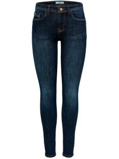 Jacqueline de Yong Jeans JDYKNIGHT SKINNY REG DARK BLUE DNM 15182662 Dark Blue Denim