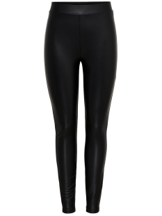 Only Legging ONLCOOL COATED LEGGING NOOS 15187844 Black