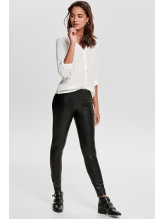 jdyolympia faux leather legging otw 15193968 jacqueline de yong legging black