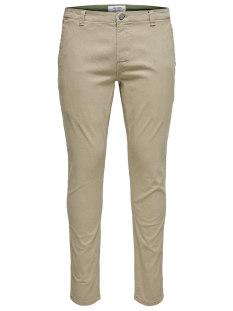 Only & Sons Broek onsTARP AOP WASHED PK 3725 22013725 Chinchilla