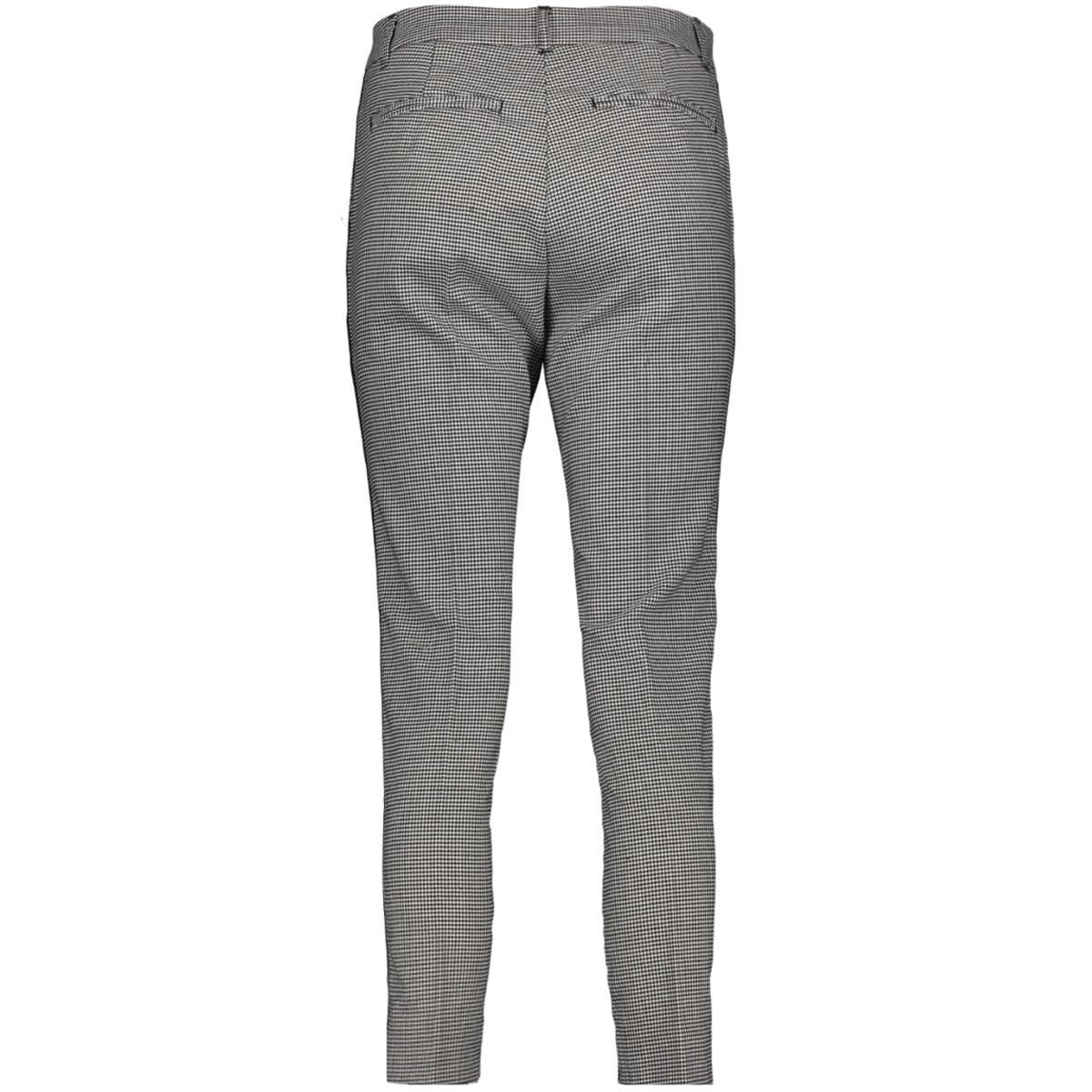 broek met pied de poule motief 1013744xx70 tom tailor broek 19131