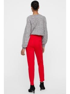 vmeva hr loose paperbag pant color 10210499 vero moda broek chinese red
