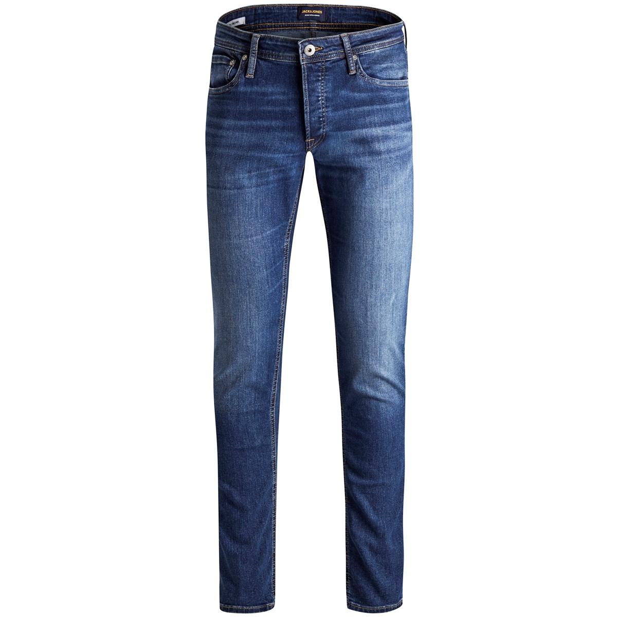 jjiglenn jjoriginal am 814 noos 12152347 jack & jones jeans blue denim