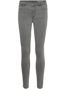 vmjenna flex it mr slim jegging gu2 10221517 vero moda jeans light grey denim