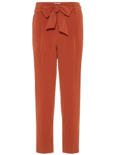 Pieces Broek PCHIPA MW PANTS 17098830 Picante